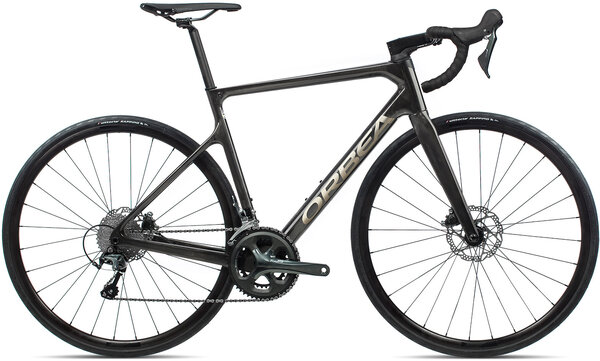 Orbea Orca M40 Color: Raw Carbon/Titanium