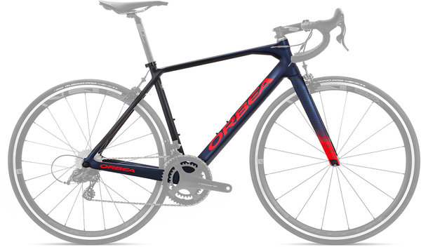 Orbea Orca OMP Color: Blue-Red