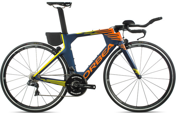 Orbea Ordu M10iTeam Color: Black/Blue