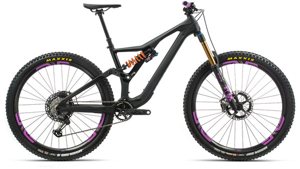 Orbea Rallon M-Ltd Color: Black/Purple