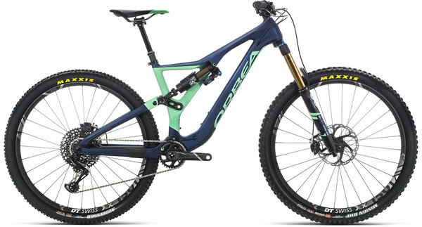 Orbea Rallon M-Team Color: Blue-Mint