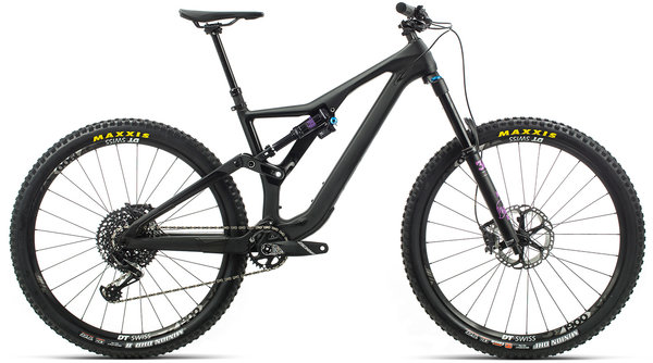 Orbea Rallon M10 Color: Black/Purple