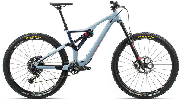 Orbea Rallon M10 DEMO Color: Blue/Red