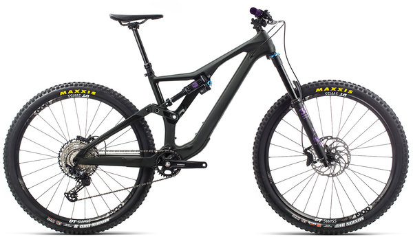 Orbea Rallon M20 Color: Black/Purple