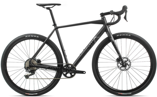 Orbea Terra H30-D 1X Color: Black