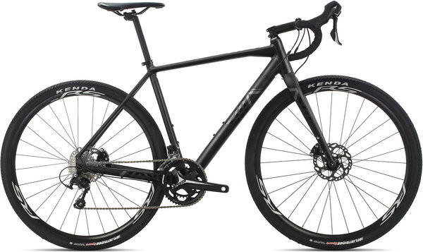 Orbea Terra H30-D Color: Black