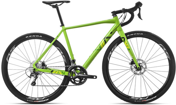 Orbea Terra H40-D Color: Green