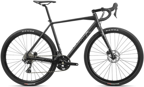Orbea Terra H40-D Color: Black
