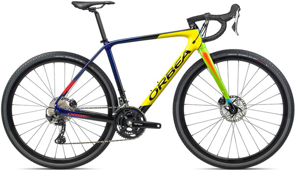 Orbea Terra M20 Color: Yellow/Black