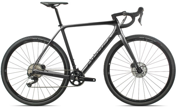 Orbea Terra M20-D 1X Color: Anthracite/Black