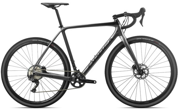 Orbea Terra M30-D 1X Color: Anthracite/Black