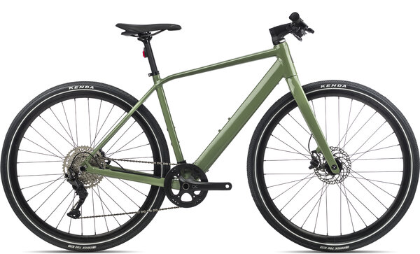 Orbea VIBE H30 20mph Color: Urban Green Gloss