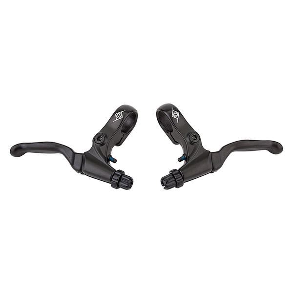 Origin8 DuoTrigger Convertible Brake Levers Color: Black