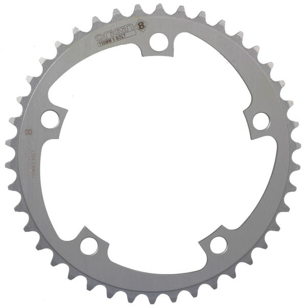 Origin8 Alloy Blade Chainring - 130 BCD/5-Bolt
