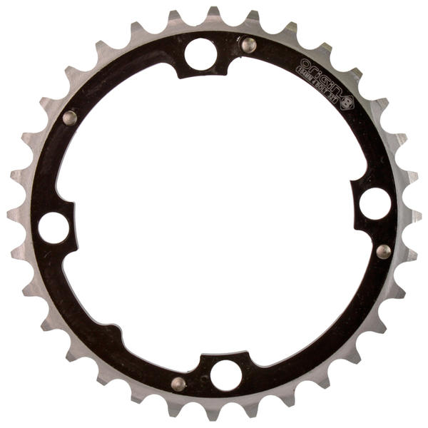 Origin8 Alloy Ramped Chainrings - 104 BCD/4-Bolt