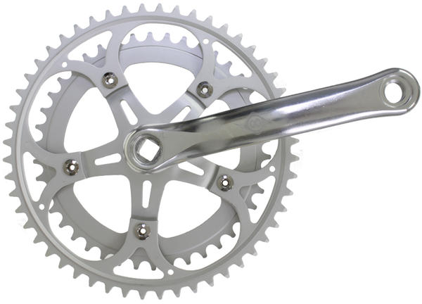 Origin8 Classic Sport Road Crankset - 118mm BCD/5-Bolt