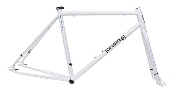Origin8 Del Pasado Fixie Frameset Color: White