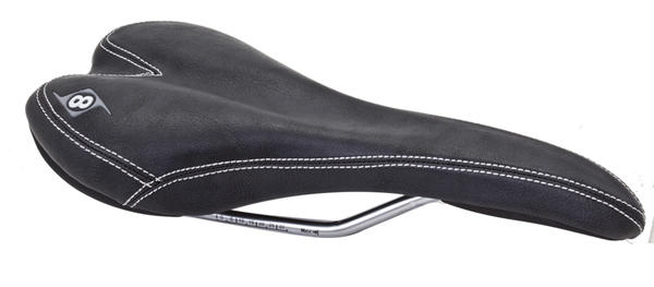 Origin8 Pro Uno Saddle Color: Black