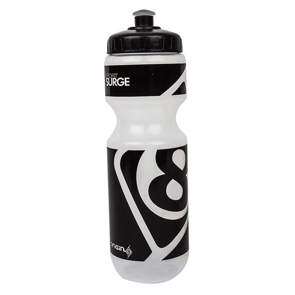 Origin8 Pro Surge Water Bottle Color: Clear/Black