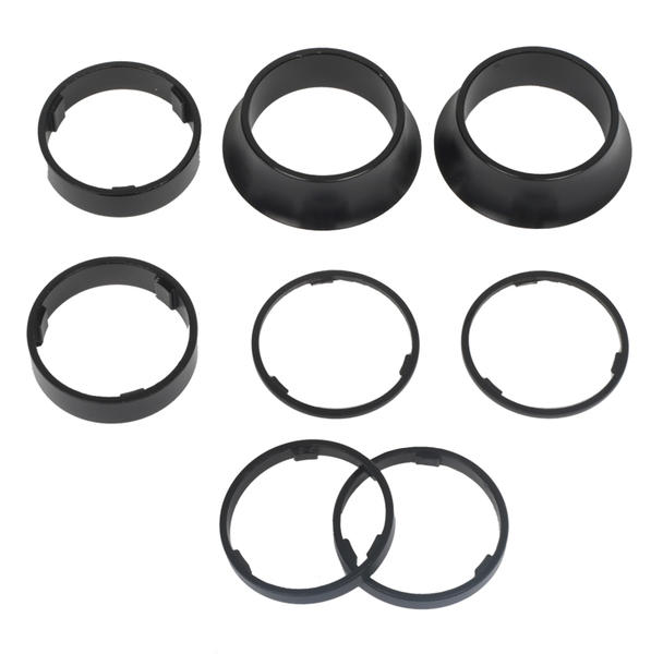 Origin8 Single-Speed Conversion Spacer Kit Color: Black