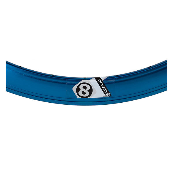 Origin8 Track Attack Rims (700c/36-hole) Color: Blue Ano
