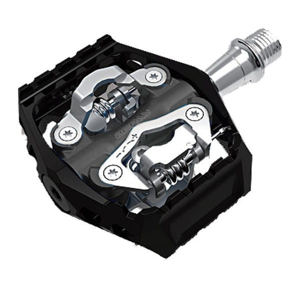 Origin8 Ultim8 All-Mountain Double Clipless Pedals