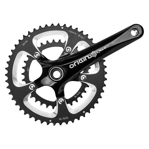 Origin8 XLT Road Crankset Chainrings: 50/34
