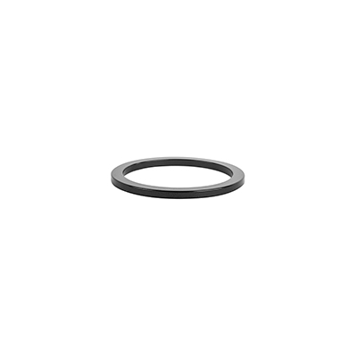 Origin8 Alloy Headset Spacers 3mm - Jar of 60