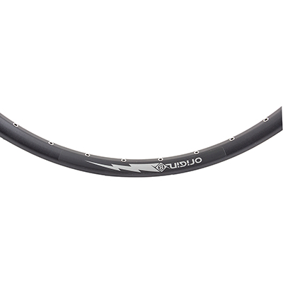 Origin8 Bolt Alloy MTB AM Rim 27.5-inch Color: Black