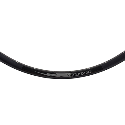 Origin8 Bolt Alloy MTB XC Rim 27.5-inch Color: Black