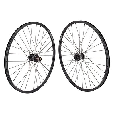 Origin8 Bolt Alloy MTB XC Wheelset 27.5-inch Color: Black