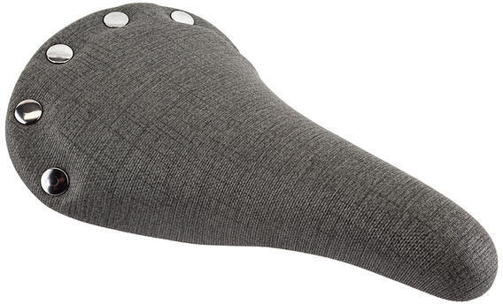 Origin8 Classic Canvas Saddle Color: Grey