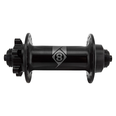 Origin8 FB-1110 Elite Fat Bike Front Hub Axle: 135mm QR