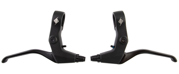 Origin8 Maxi-Trigger LP Levers Color: Black