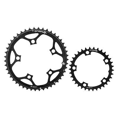 Origin8 Thruster 110mm BCD Chainring Set Size: 34/46T