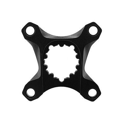 Origin8 Thruster 1x Direct Mount Spider BCD | Color | Model: 104mm | Black | Boost/Fat