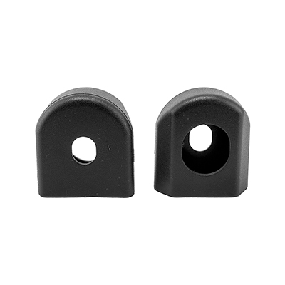 Origin8 Thruster Crank Arm Tip Protectors Color: Black