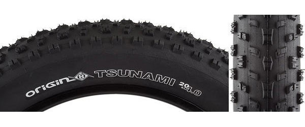 Origin8 Tsunami 27.5-inch Color: Black