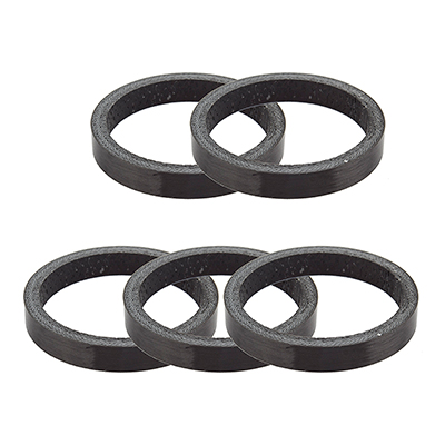 Origin8 UD Carbon Fiber Headset Spacers Color | Size: Carbon Fiber | 5mm