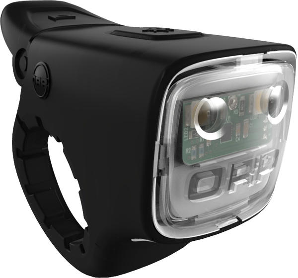 Orp Orp Smart Horn Color: Asphalt Black