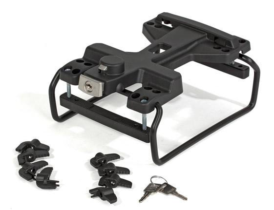 Ortlieb Adapter For Travel-Biker/Bike-Box2/3/Shuttle/Office-Bag2 With Lock