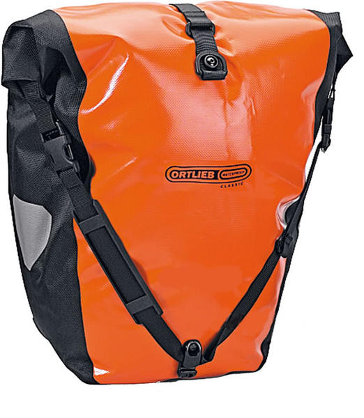 Ortlieb Back-Roller Classic (pair) Color | Gear Capacity: Orange/Black | 40L