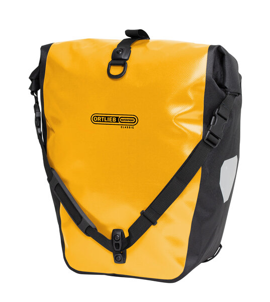 Ortlieb Back-Roller Classic (pair) Color | Gear Capacity: Sunyellow/Black | 40L