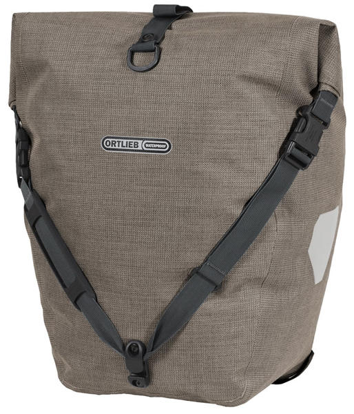 Ortlieb Back-Roller Urban Style (Single Bag) Color: Coffee