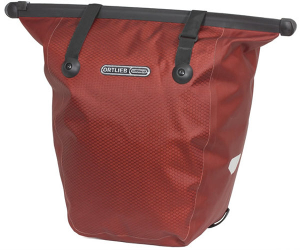 Ortlieb Bike-Shopper Color: Chili