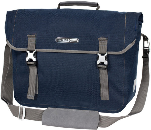 Ortlieb Commuter-Bag Two Urban (Single Bag) Color | Gear Capacity | Model: Ink | 20L | QL 3.1