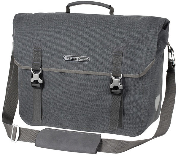 Ortlieb Commuter-Bag Two Urban (Single Bag) Color | Gear Capacity | Model: Pepper | 20L | QL 2.1