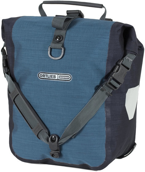 Ortlieb Sport-Roller Plus Color: Denim/Steelblue