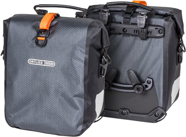 Ortlieb Gravel-Pack Color: Slate