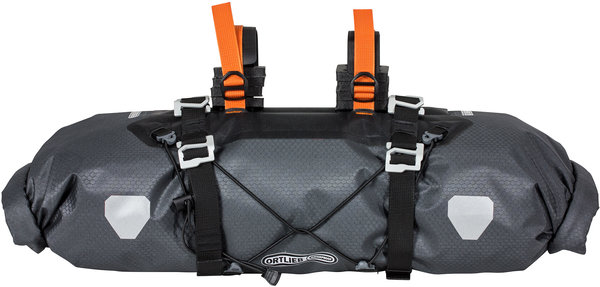 Ortlieb Handlebar Pack Color | Gear Capacity: Slate | 15L
